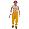 Firefighter Dude Adult Costume